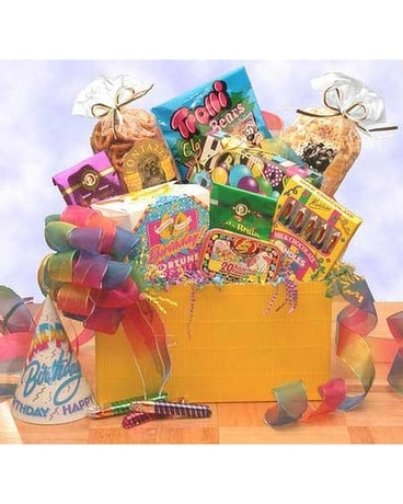 Birthday Gift Baskets Delivery Bound Brook NJ
