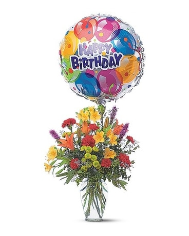 Balloons Flowers Delivery Bound Brook NJ