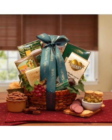 Loving Memory Gift Basket