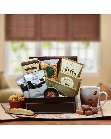 Thank you direct ship gift baskets delivery bound brook nj coffee break negle Image collections