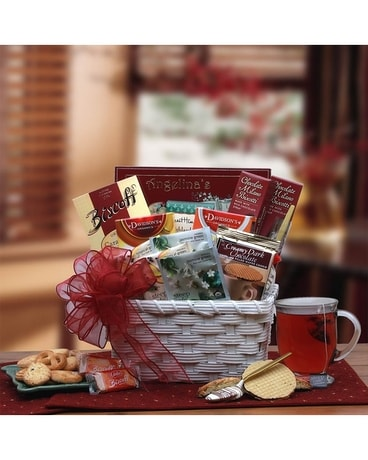 Thank you direct ship gift baskets delivery bound brook nj tea time 6395 quick view coffee break gift basket negle Image collections