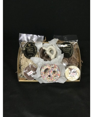 Sweet & Salty Shake Up Gift Basket