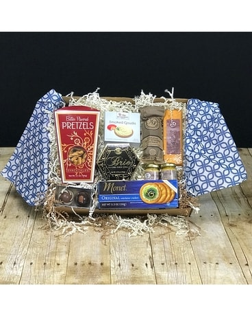 Artisanal Assortment Gift Basket