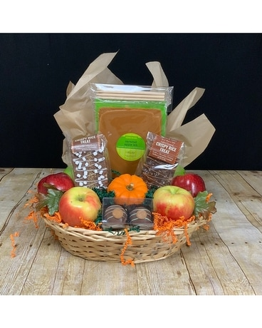 Fall Apple Frenzy! Gift Basket