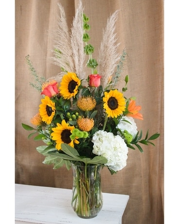 Bountiful Blessings Flower Arrangement