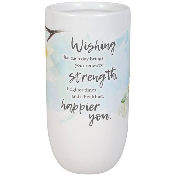 GET WELL VASE Custom product