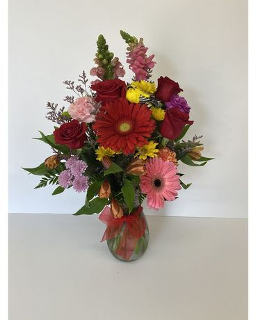 Sweet smile by RFS Flower Arrangement