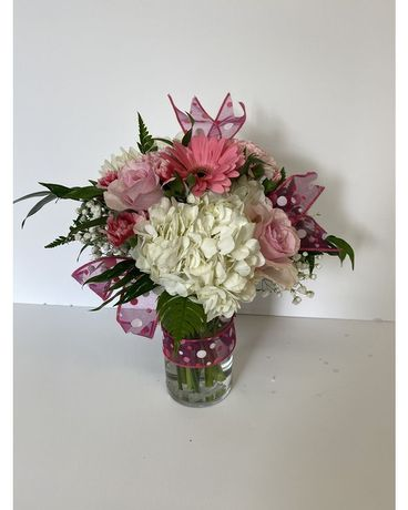 POLKA-DOT BY FRS Flower Arrangement
