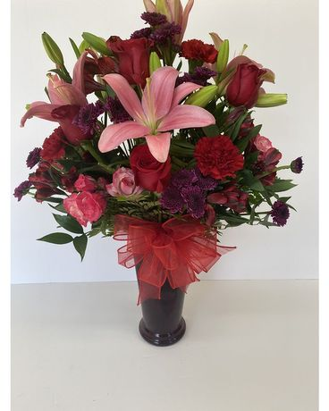 Felicity Rose by RFS Flower Arrangement