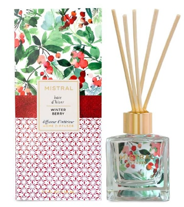 Mistral - PAPIERS FANTAISIE HOLIDAY COLLECTION Diffuser