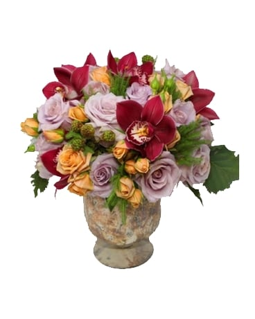 Seattle Florist Flower Delivery By Toppers European Floral Design
