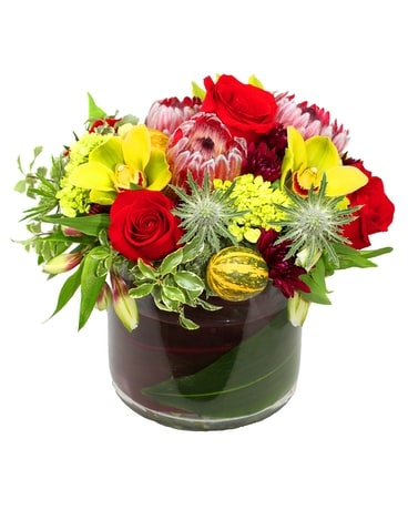 BOUNTY Flower Arrangement