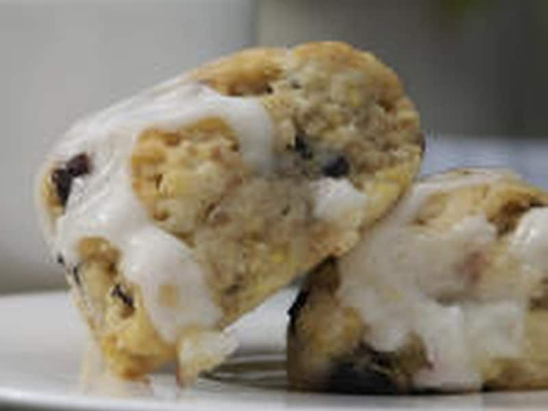 ..Sweet Savor Scones