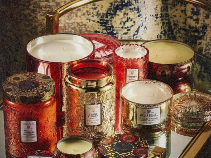 Voluspa Seasonal Candles