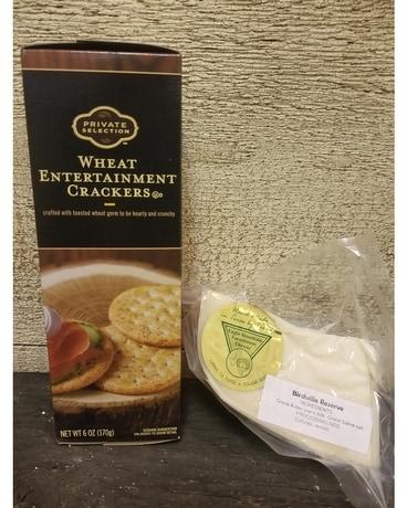 Eagle Mountain Farmhouse Cheese Crackers 14 99 In Fort Worth Tx Tcu Florist