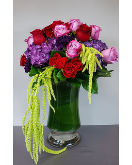 Royal Rose Bouquet Flower Arrangement