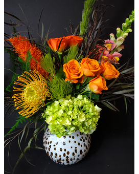 Serengeti Flower Arrangement