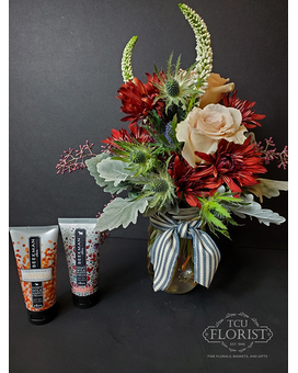Fresh Floral Preserves Flower Arrangement