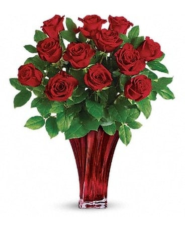 Teleflora's Legendary Love Bouquet Flower Arrangement
