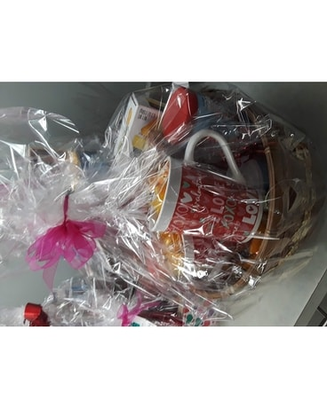 Coffee Basket Gift Basket