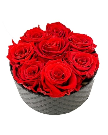 Red Rose Box (Eternal Roses)