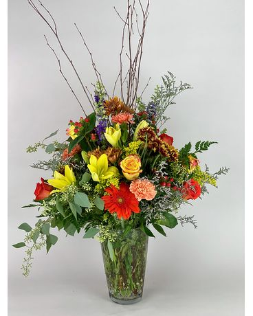 Our Best Fall Bouquet