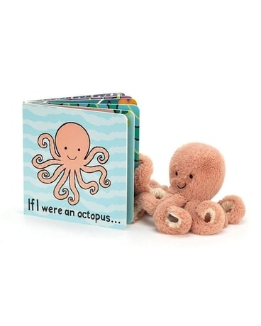 Jellycat Octopus Bundle Gifts