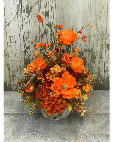 Fall Reminiscence Specialty Arrangement