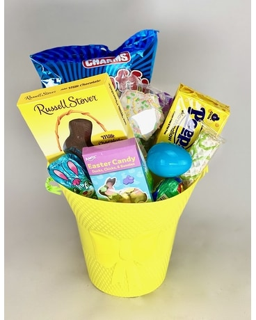 Easter Candy Basket Gifts