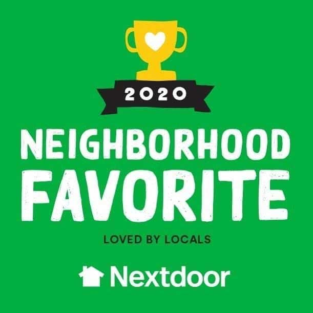 2020 Neighborhood Faviorite Award