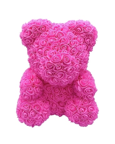 16'' Rose Bear-Pick Your Favorite Color