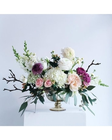 Light and Airy Flower Arrangement