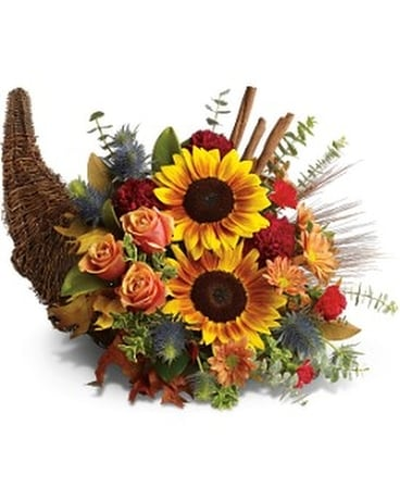 Bountiful Beauty Flower Arrangement