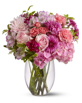 Close to Your Heart Flower Arrangement