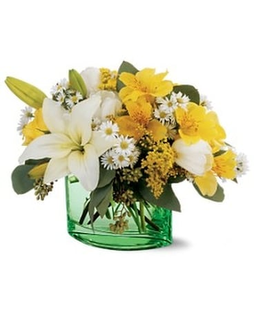 Irish Garden Bouquet - Flower Arrangement