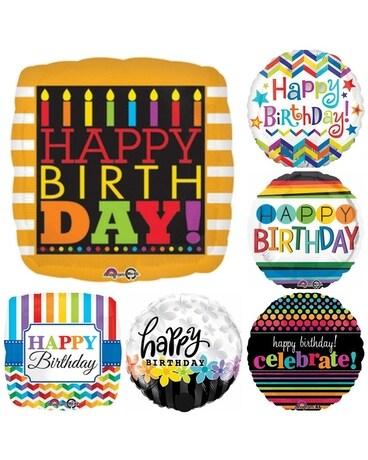 Birthday Balloon Bouquet Gifts
