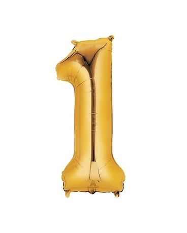 What's Your Number Jumbo Balloon Gifts