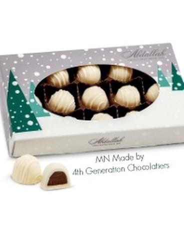 Snowball Truffles Gifts