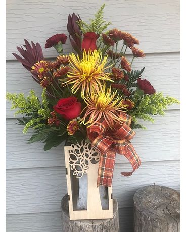 Tree of life Flower Arrangement