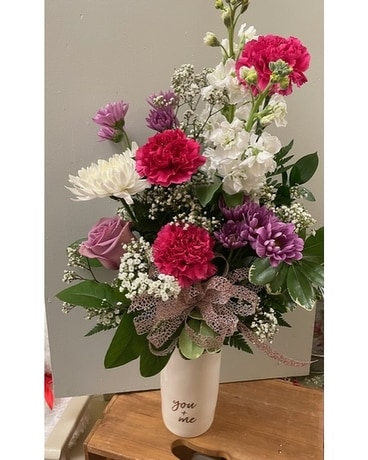 Mixed Bouquet Flower Arrangement