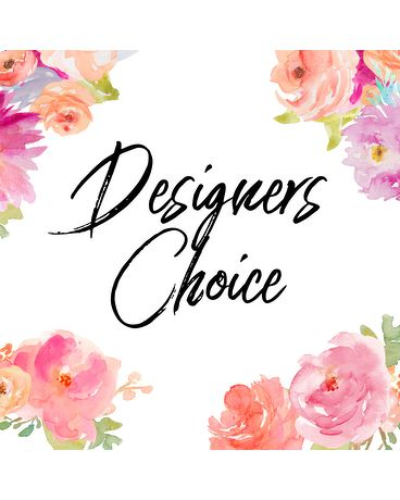 Designer's Choice Vase Arrangement