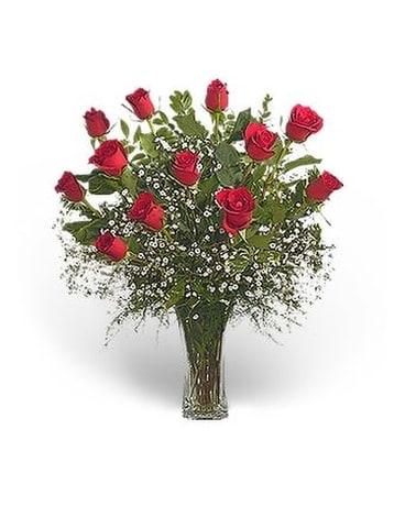Precious Roses Flower Arrangement