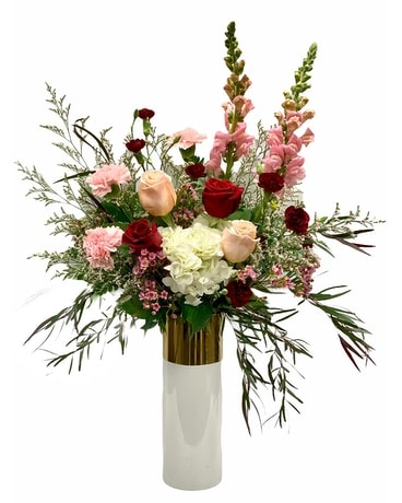 White Oak's Wild About You Flower Arrangement