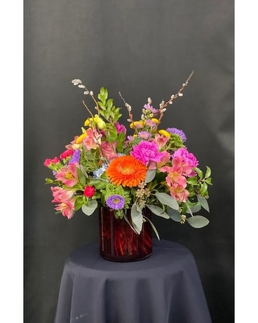 Cust 131 Flower Arrangement