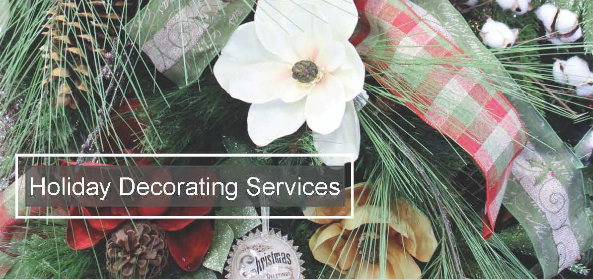 Holiday Decorating Service | Palmer Flowers