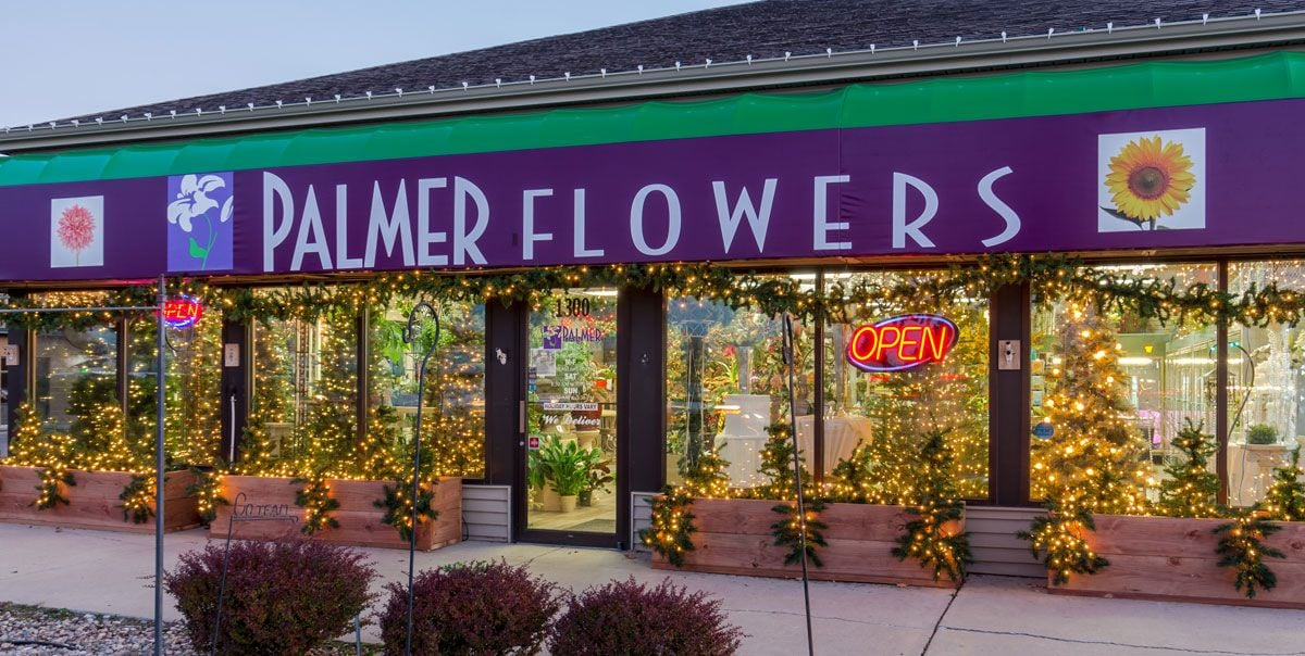 Palmer Flowers Loveland is a local florist with convenient access on Eisenhower Blvd serving Loveland and all surrounding areas with premium floral services.
