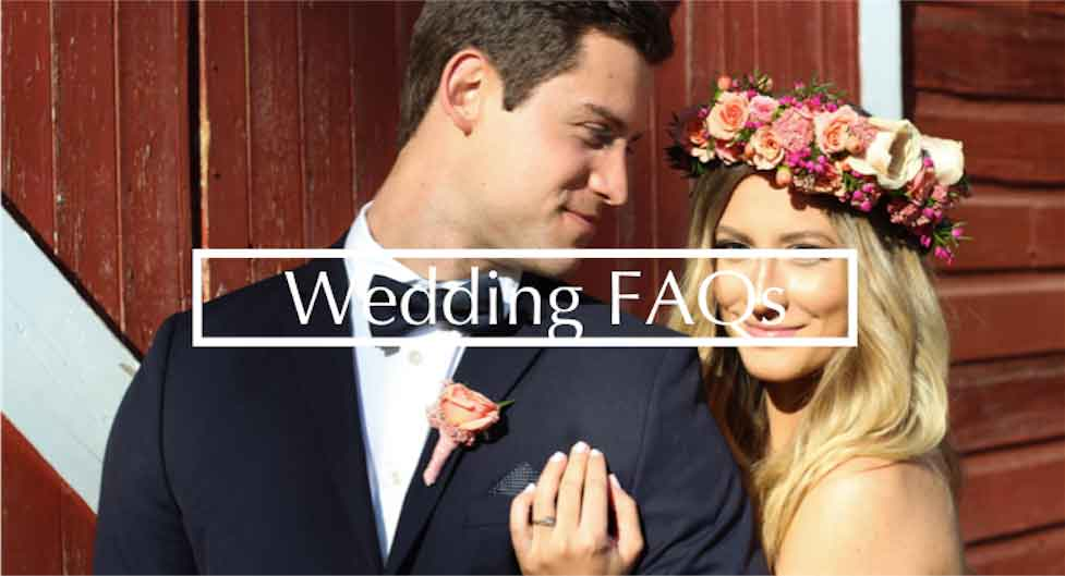 Colorado Wedding Flower Frequently Asked Questions From Palmer Flowers