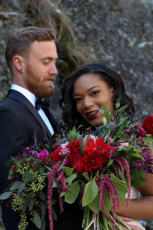 Palmer flowers wedding