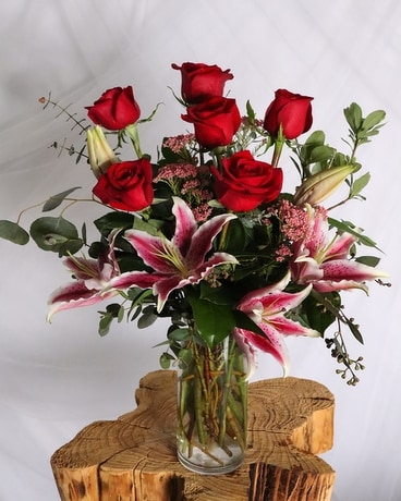 Princess Rose Arrangement