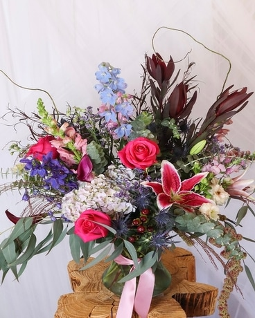 Shakespeare Flower Arrangement